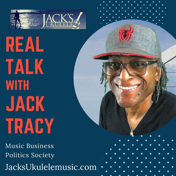 Real Talk with Jack Tracy Podcast Artwork Image