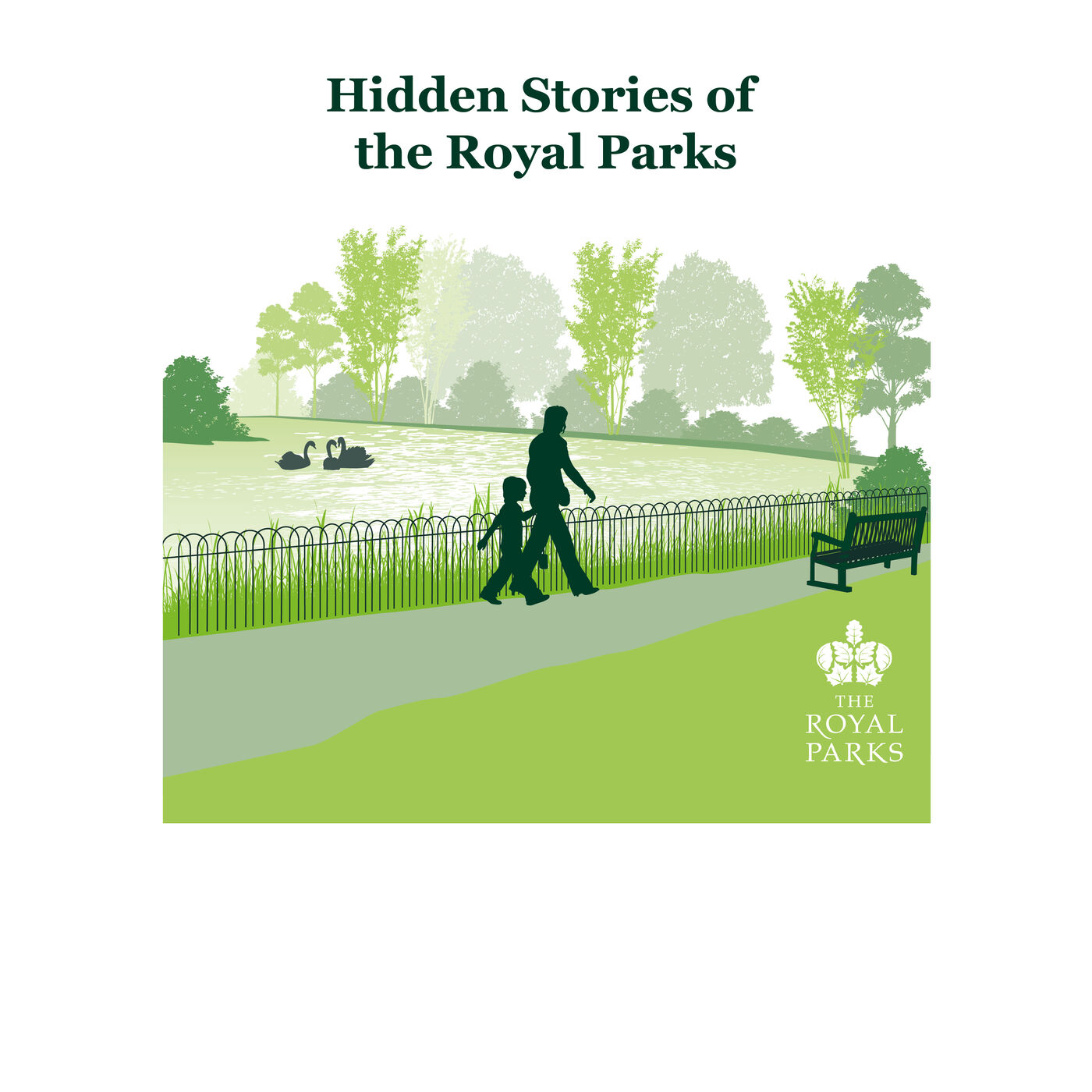 Hidden Stories of The Royal Parks Trailer