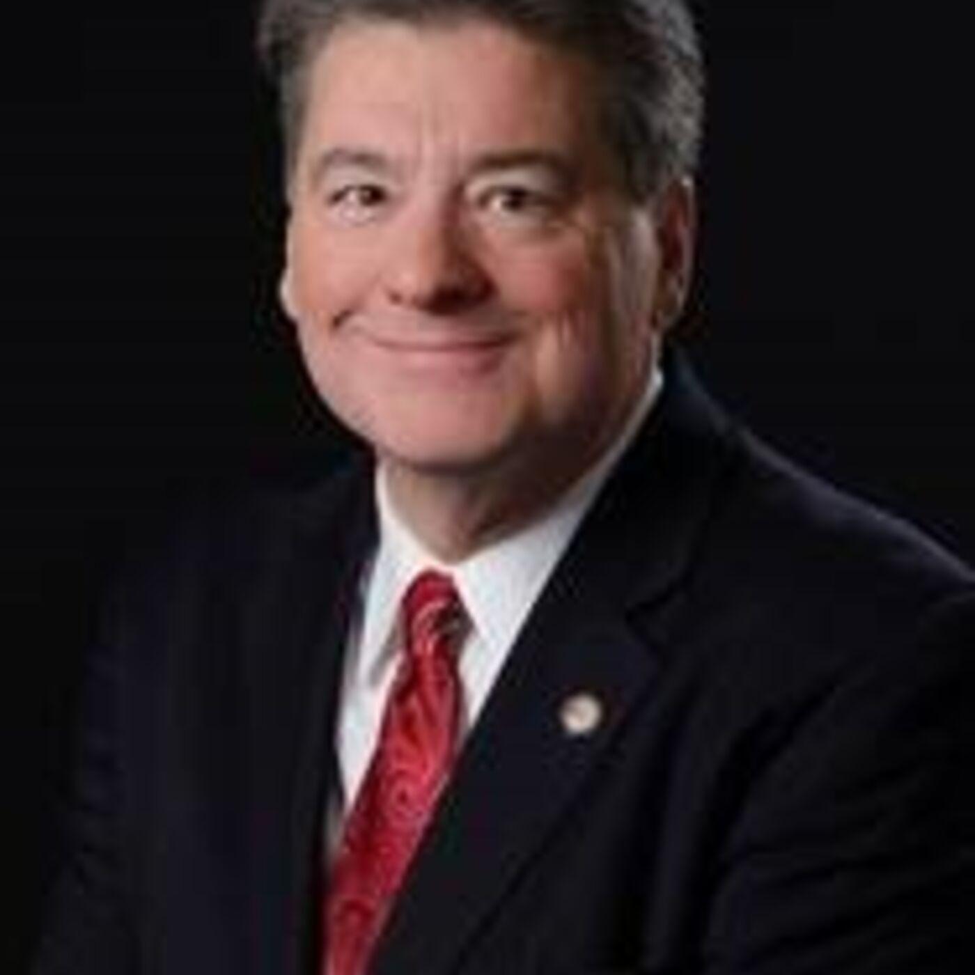 Ep. 32 - Ohio Representative, Tom Patton (R - District 7)