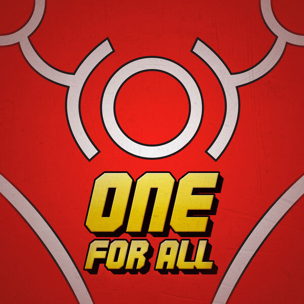 One For All - A My Hero Academia Podcast Podcast Artwork Image