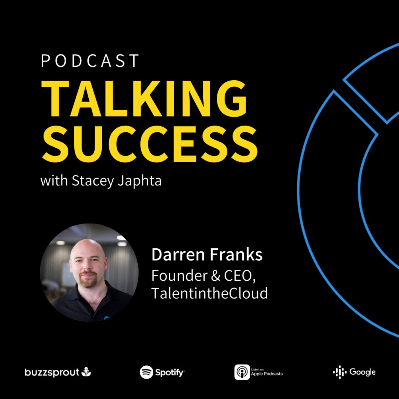 Darren Franks, Founder & CEO of TalentintheCloud - All things FinTech, Gender Diversity, & how to obtain inbound leads