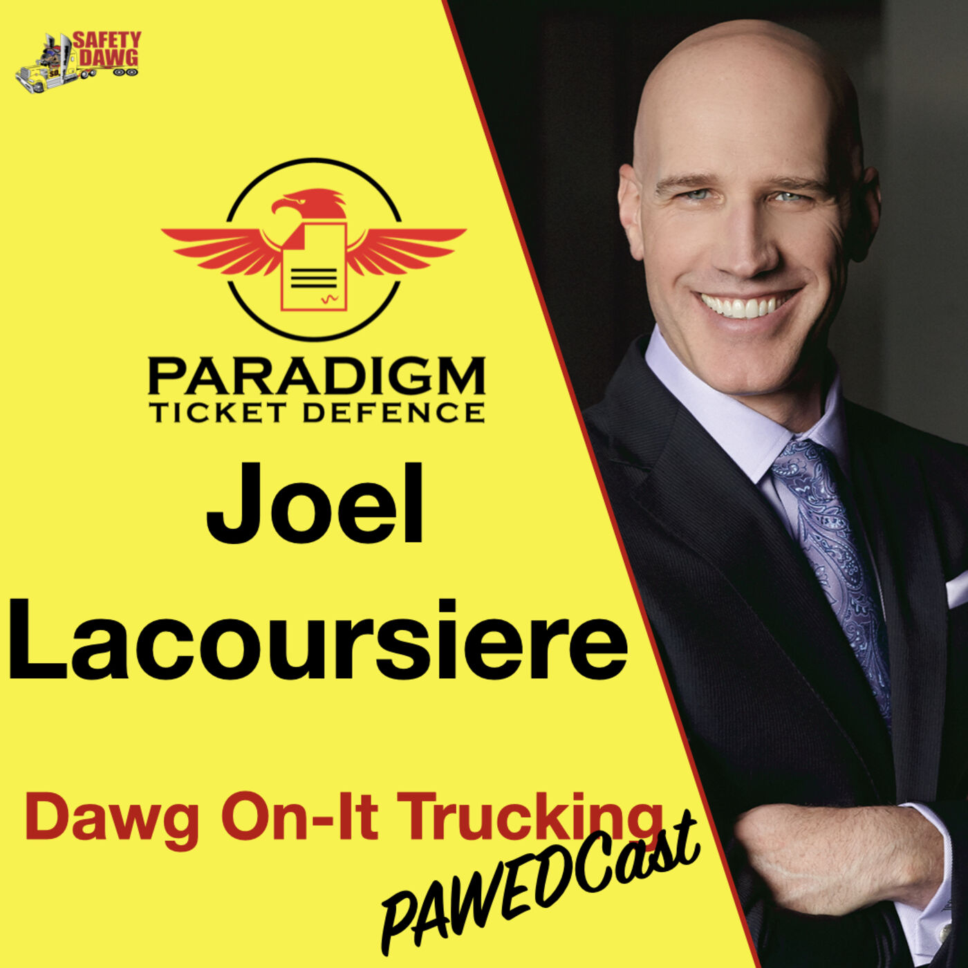 25. Joel Lacoursiere, Paradigm Ticket Defence. Why Fight Your Tickets