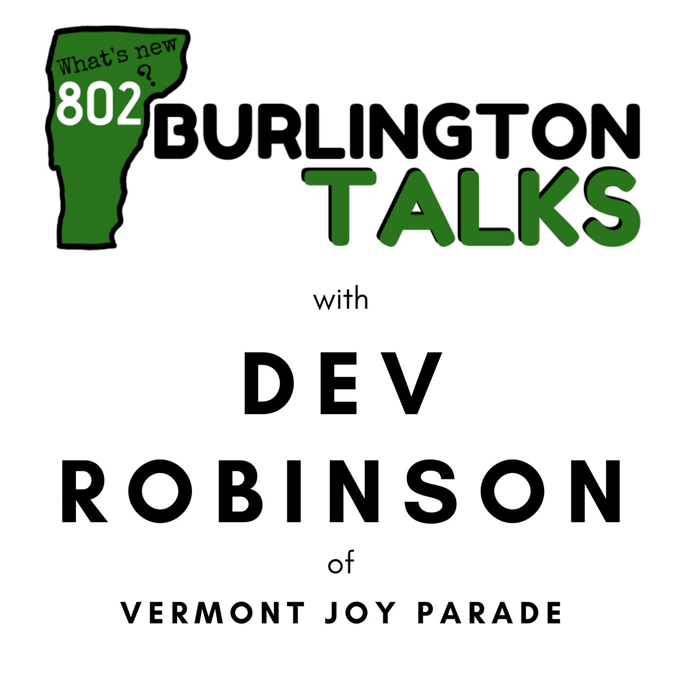 Rambling with Dev Robinson