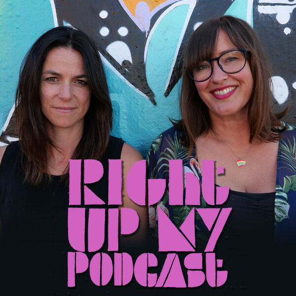 Right Up My Podcast Podcast Artwork Image
