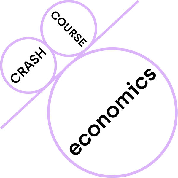 Crash Course Economics Podcast Artwork Image