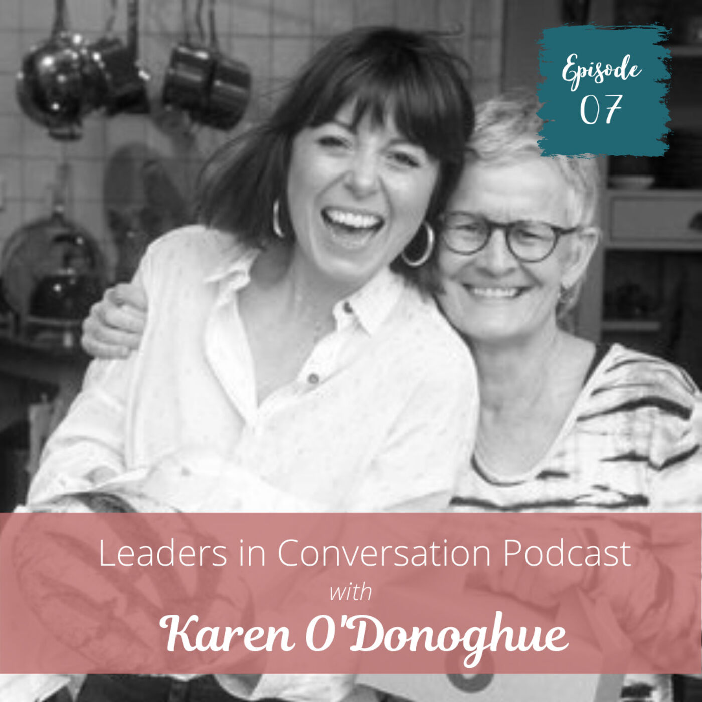 Anni Townend in conversation with Karen O'Donoghue of The Happy Tummy