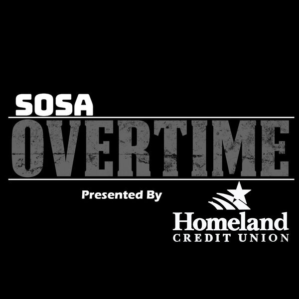SOSA Overtime Podcast Artwork Image