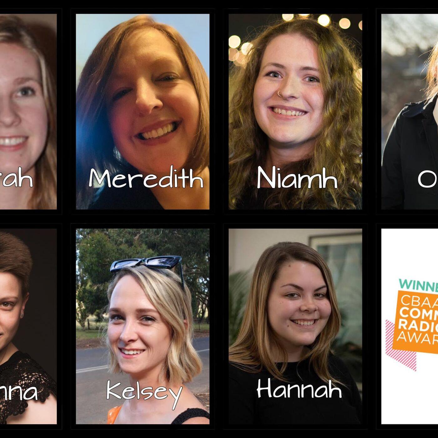 Episode 50: International Women's Day Part 1 - The Co-Hosts