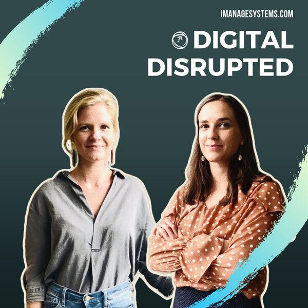 Digital Disrupted Podcast Artwork Image