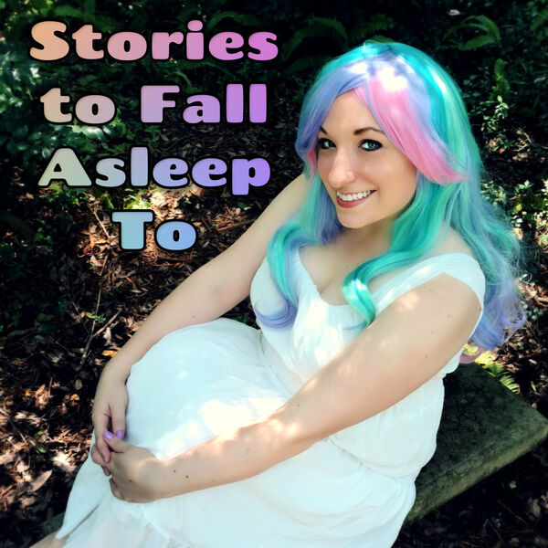 Stories To Fall Asleep To Podcast Artwork Image
