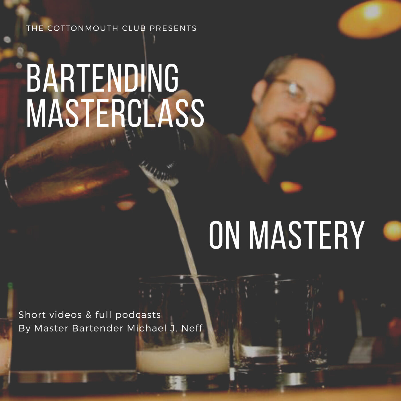 Bartender Masterclass: The Three Phases of Mastery