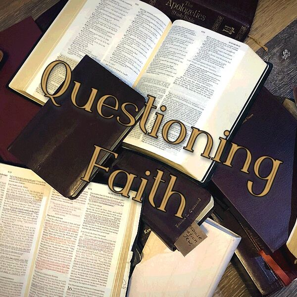 Questioning Faith Podcast Artwork Image