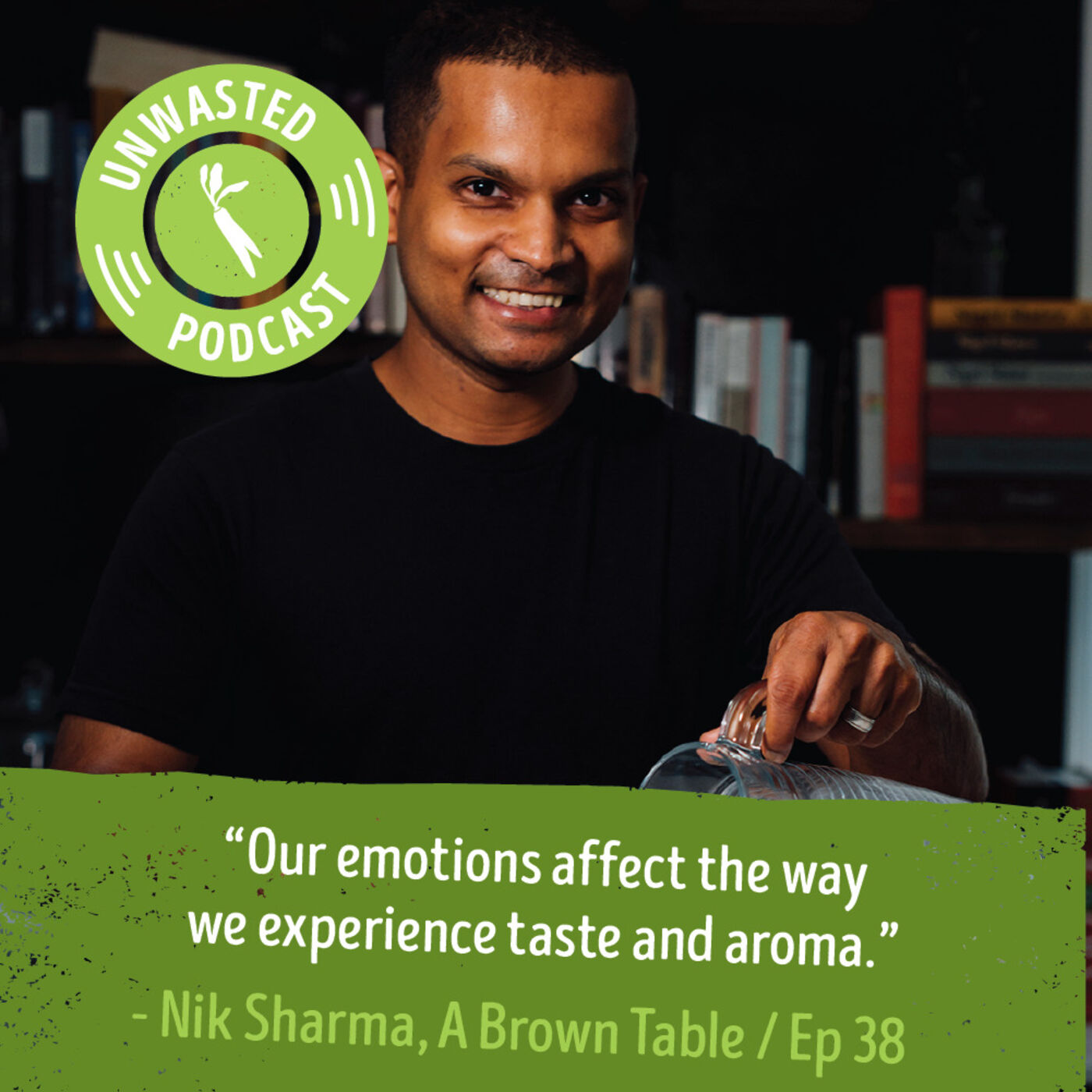 The Science of Flavor With Nik Sharma