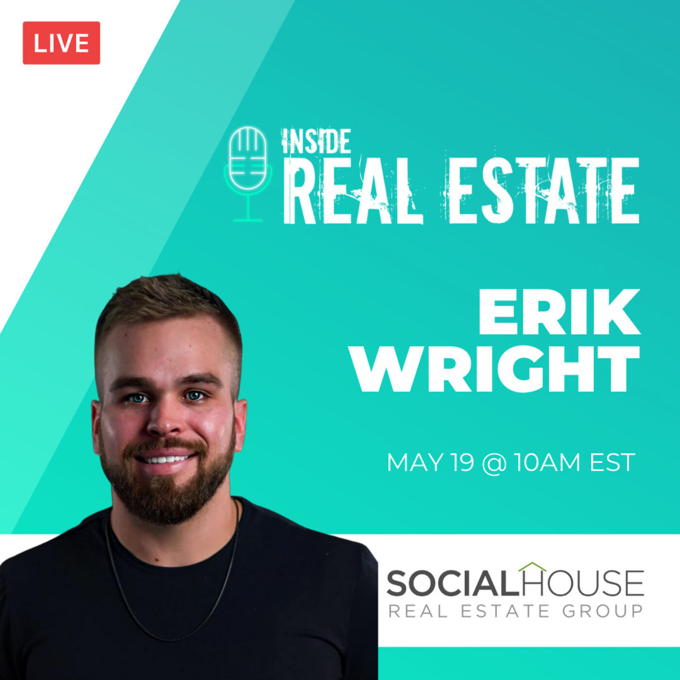 Erik Wright, Social House Group - Social Media, New Construction Pullback, Forbearance and More