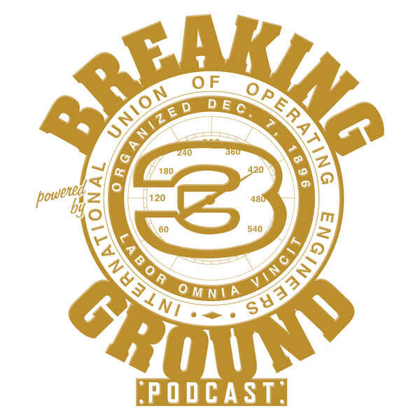 Breaking Ground Podcast Artwork Image