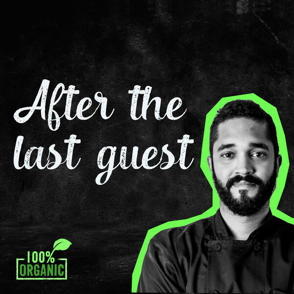 After The Last Guest Podcast Artwork Image