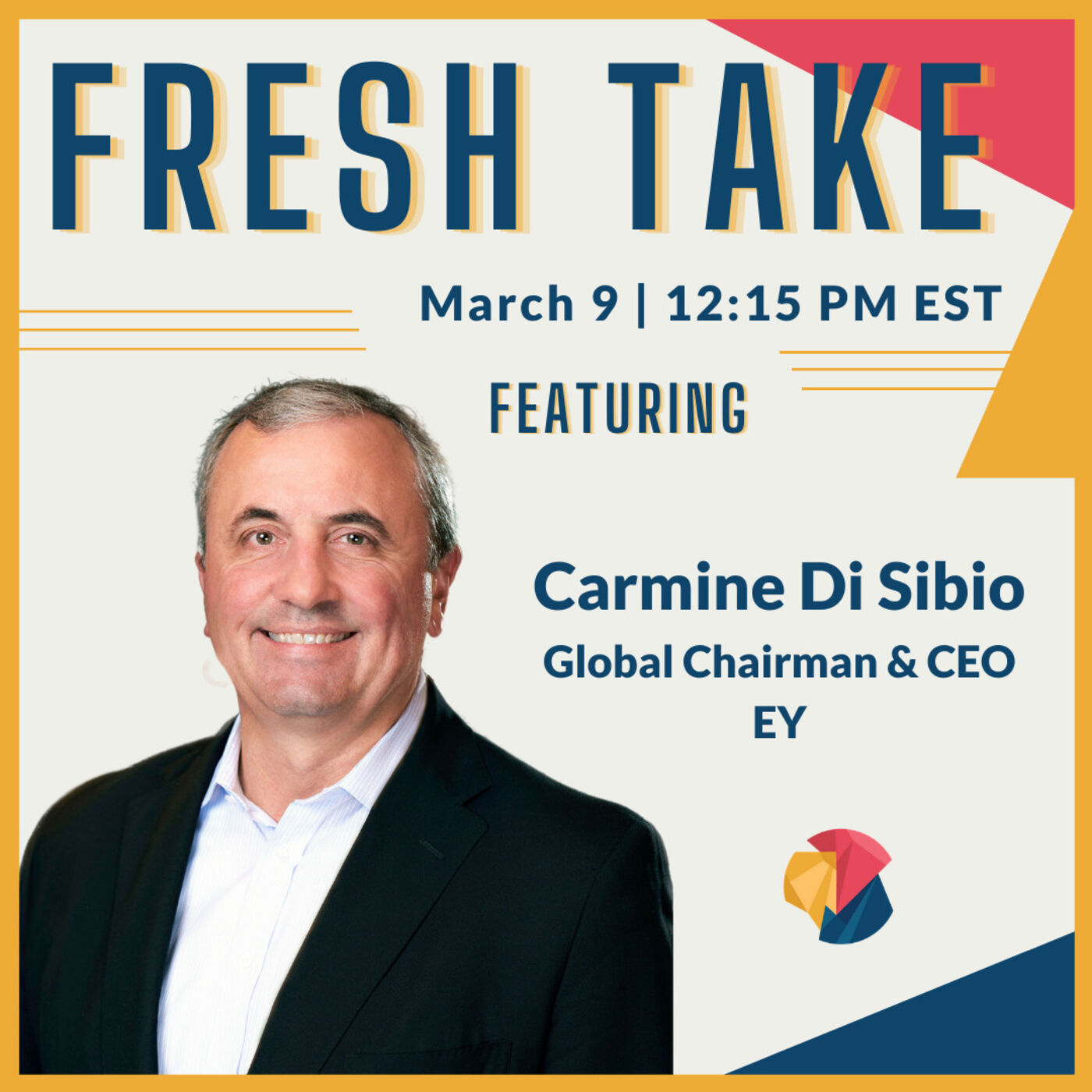 Fresh Take ft. Carmine Di Sibio