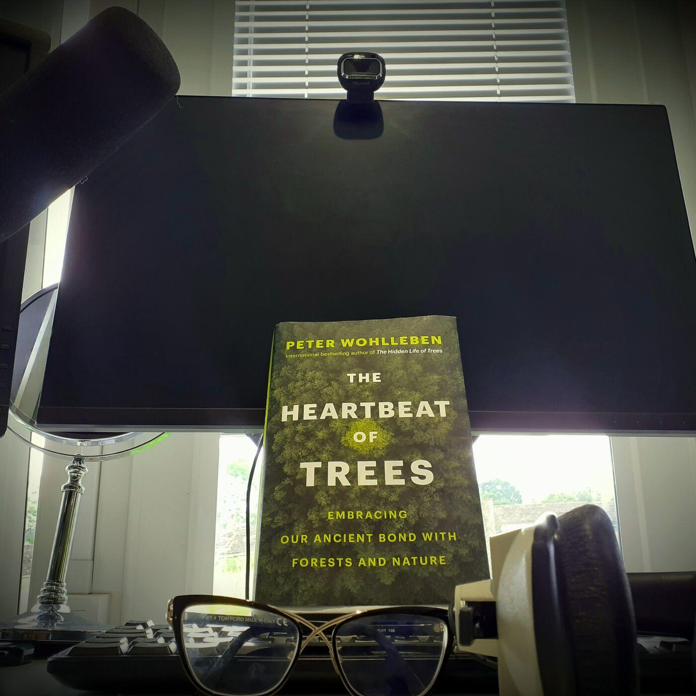 Peter Wohlleben - The Heartbeat Of Trees Soundbite