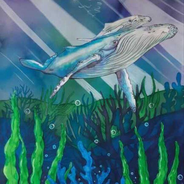 Whale Strike Podcast Artwork Image