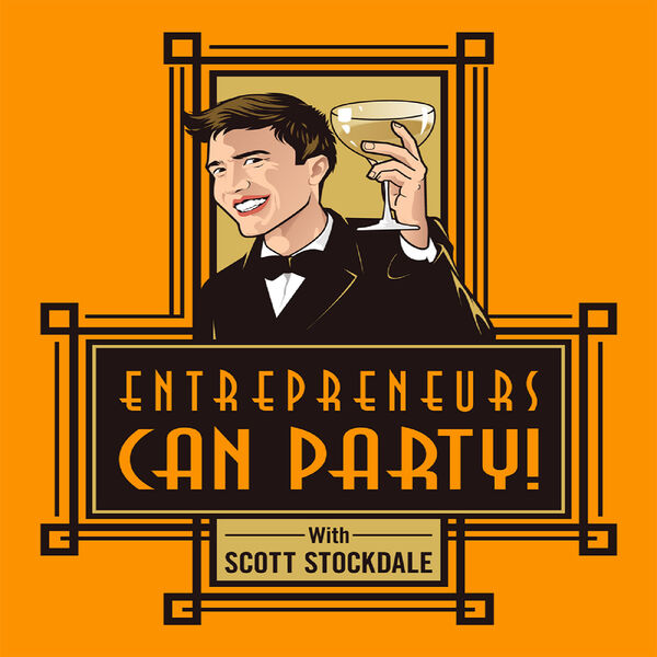 Entrepreneurs Can Party Podcast Artwork Image
