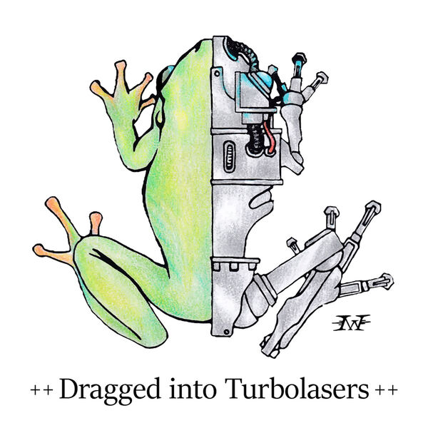 Dragged into Turbolasers Podcast Artwork Image