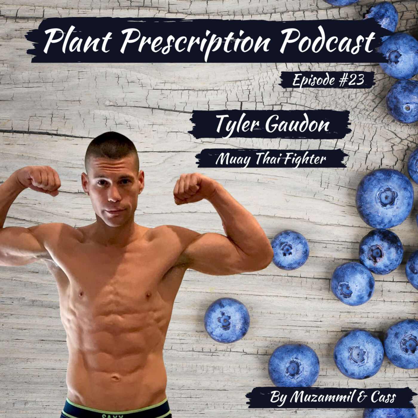 From drug addict to vegan Muay Thai fighter: Tyler Gaudon