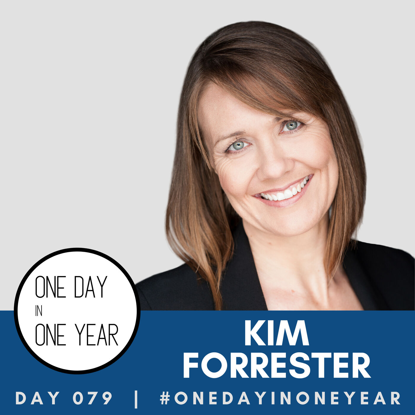 079  |  Kim Forrester - Coach, Writer, and Traveler
