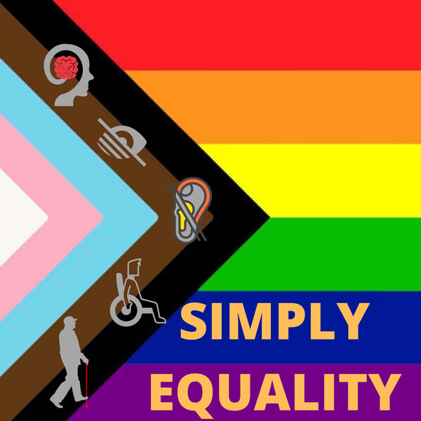 The Simply Equality podcast Podcast Artwork Image