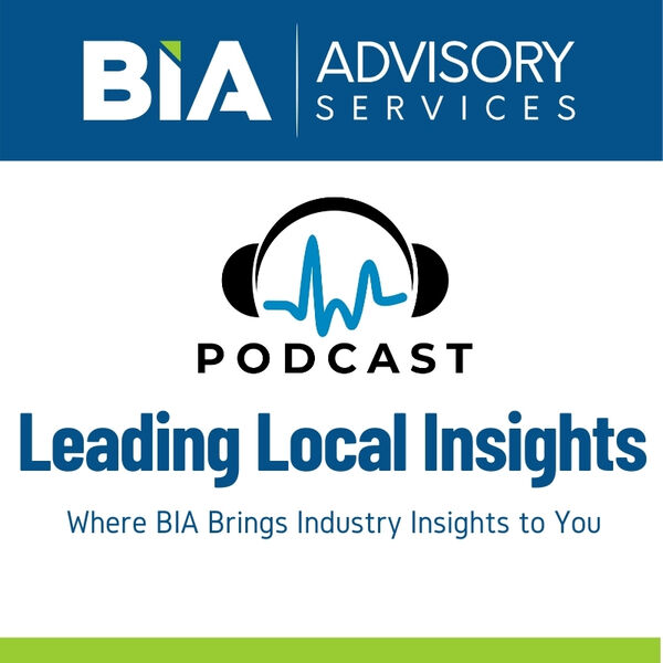 Leading Local Insights Podcast Artwork Image