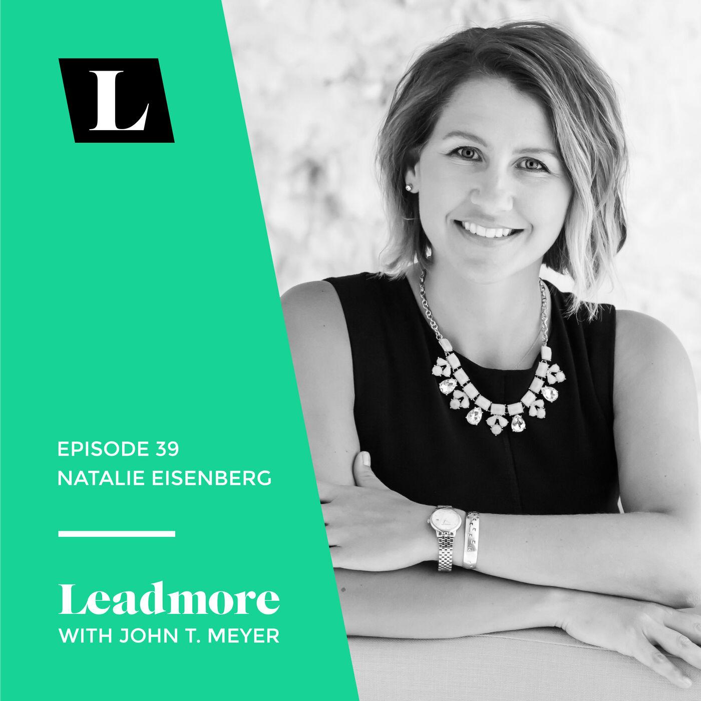 Replacing Leaders with Natalie Eisenberg