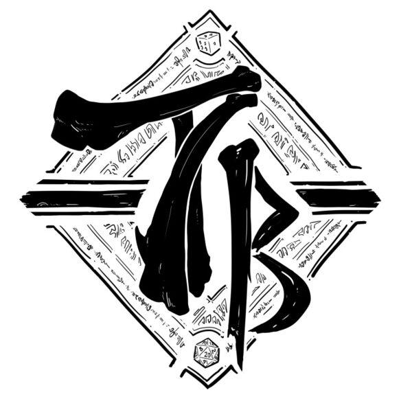 Skald's Tale: Throwing Bones Podcast Podcast Artwork Image