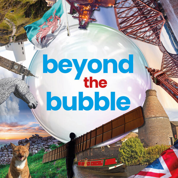 Beyond the Bubble Podcast Artwork Image