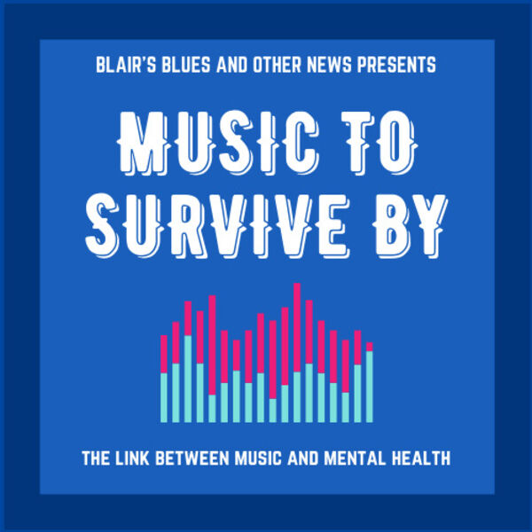 Music to Survive By Podcast Artwork Image