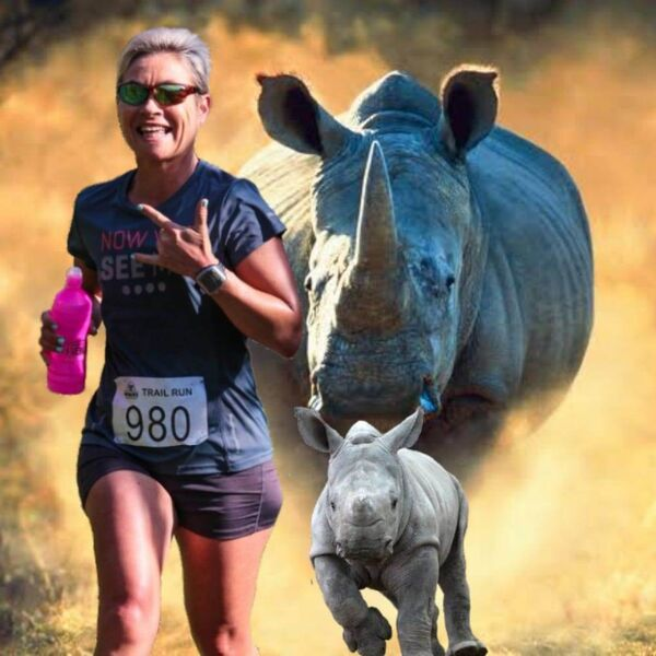 Run Wild With Sharon: A Conservation Adventure Podcast Artwork Image