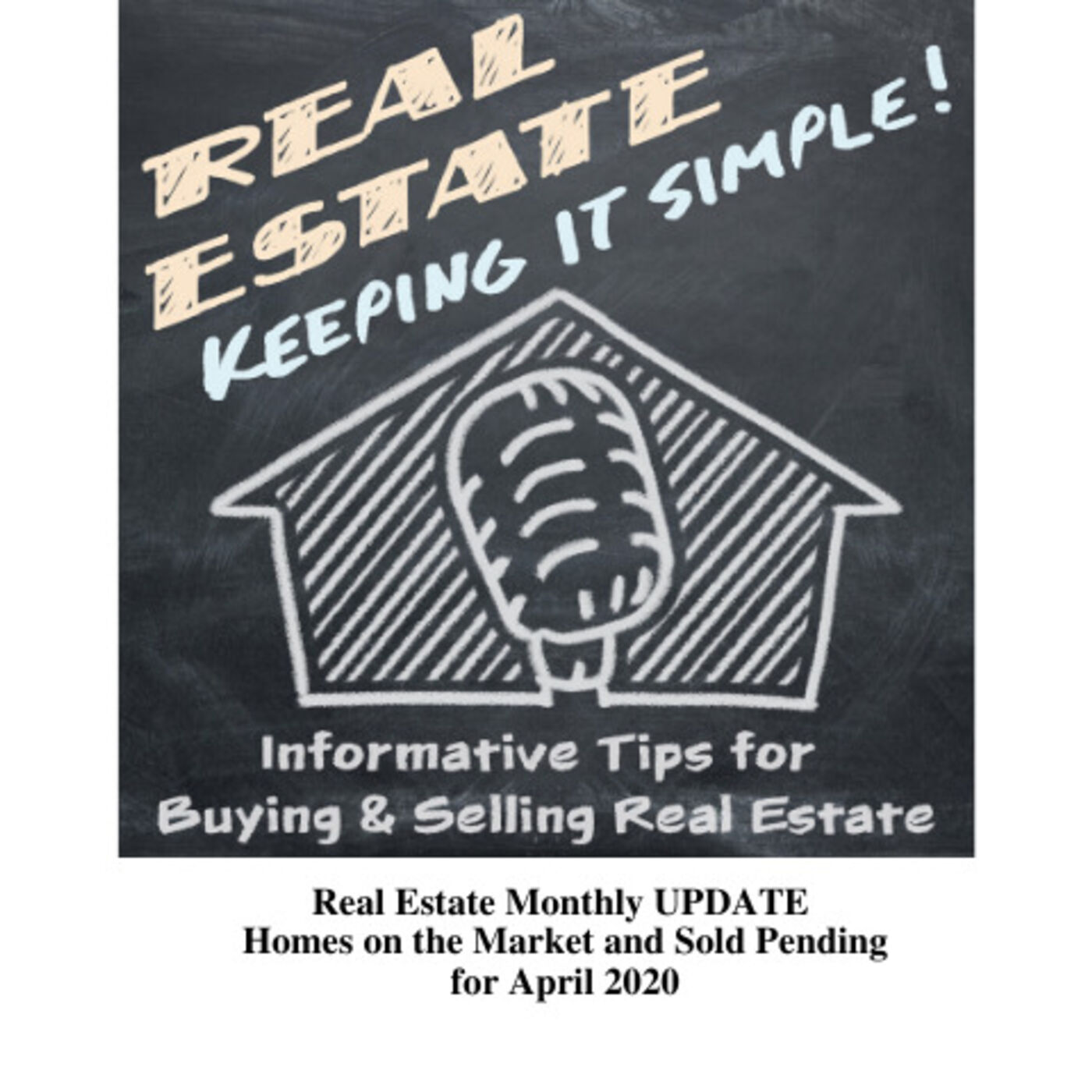 Real Estate Market UPDATE for April 2020