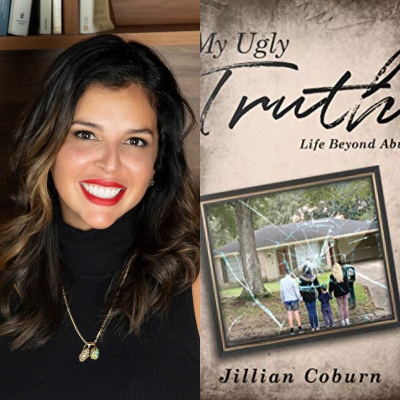 Jillian Coburn, Author, Participated In The Passing Of Bill 492 And Is A Survivor Turned Thriver