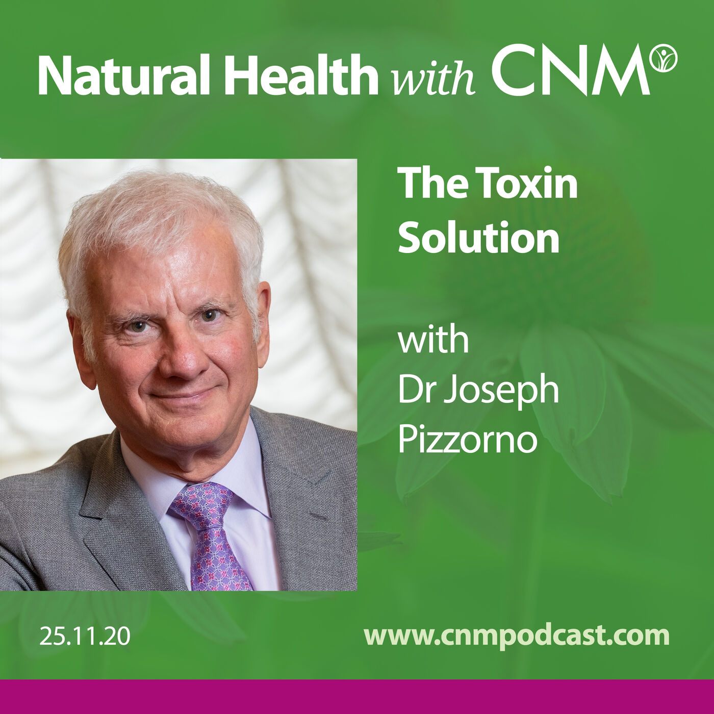 The Toxin Solution with Dr Joseph Pizzorno