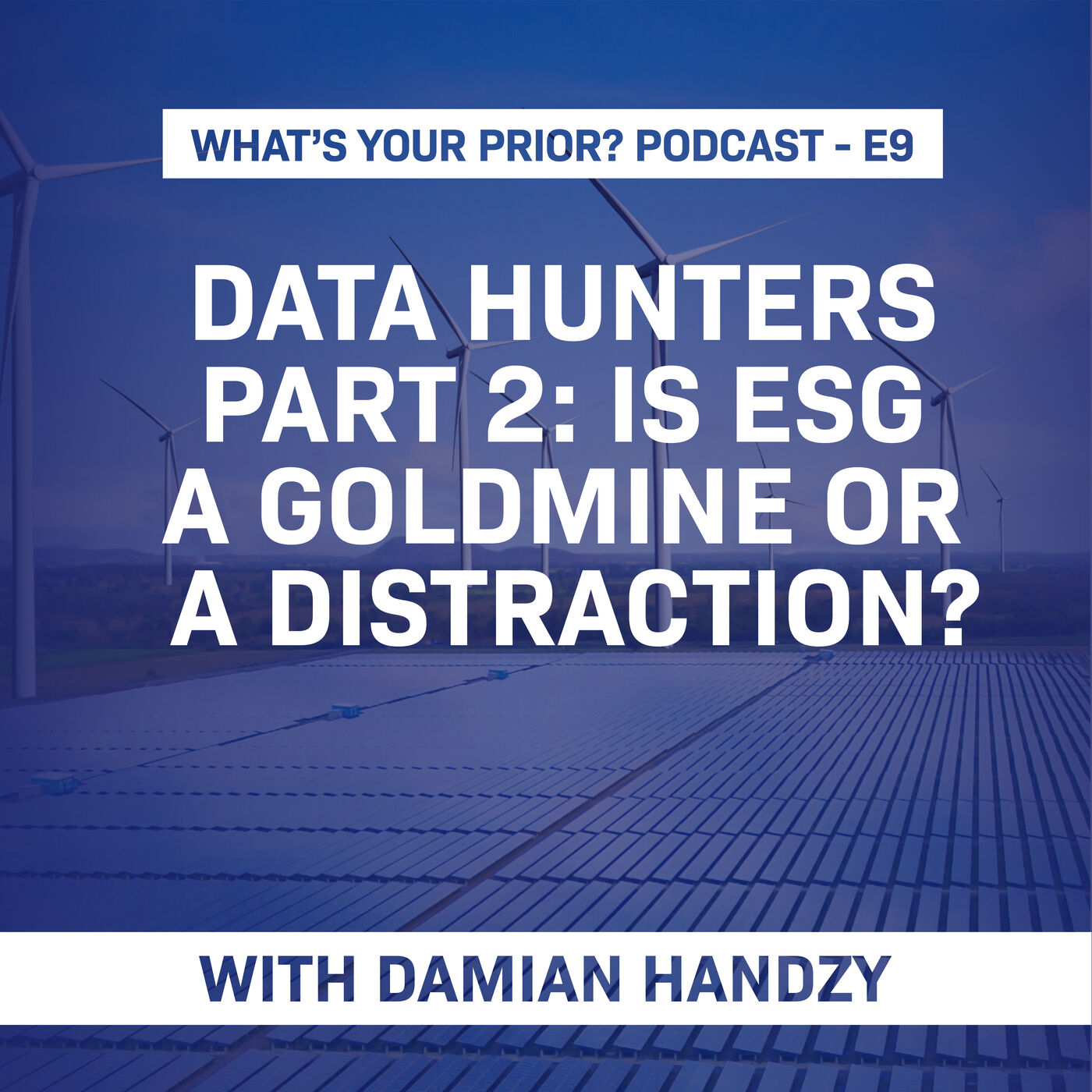 Data Hunters Part 2: is ESG a goldmine or a distraction?