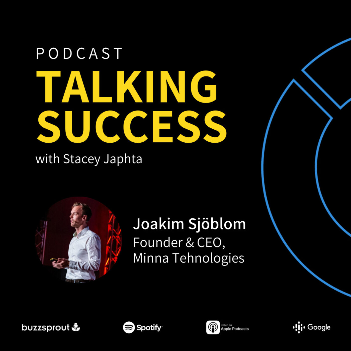 Joakim Sjöblom, CEO & Founder of Minna Technologies - All things FinTech, how to get your ideas in front of banks, & tips on working with the banking industry