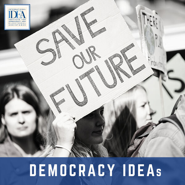 Democracy IDEAs Podcast Artwork Image