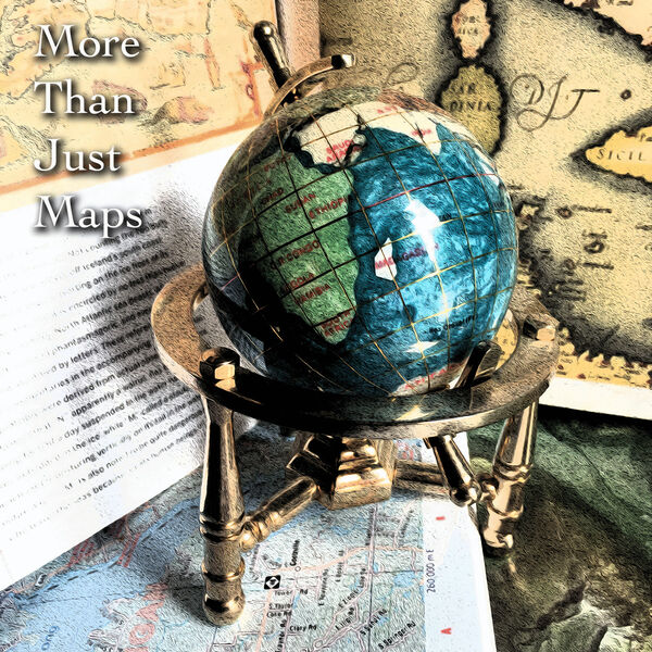 More Than Just Maps Podcast Artwork Image