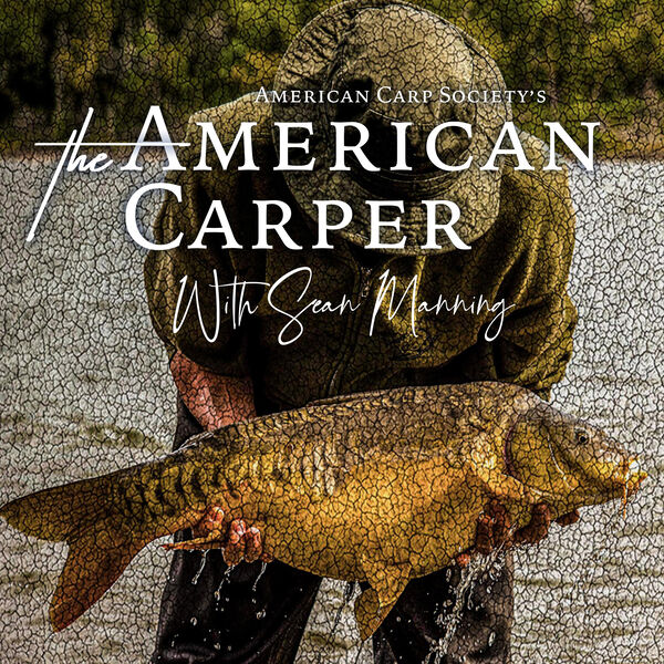 THE AMERICAN CARPER - With Sean Manning Podcast Artwork Image