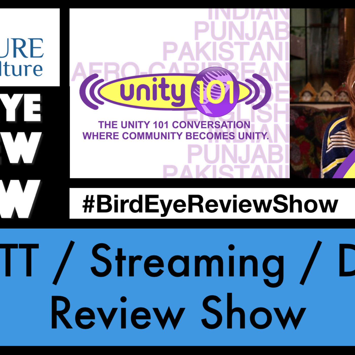 The Birds Eye Review Show with Natalie