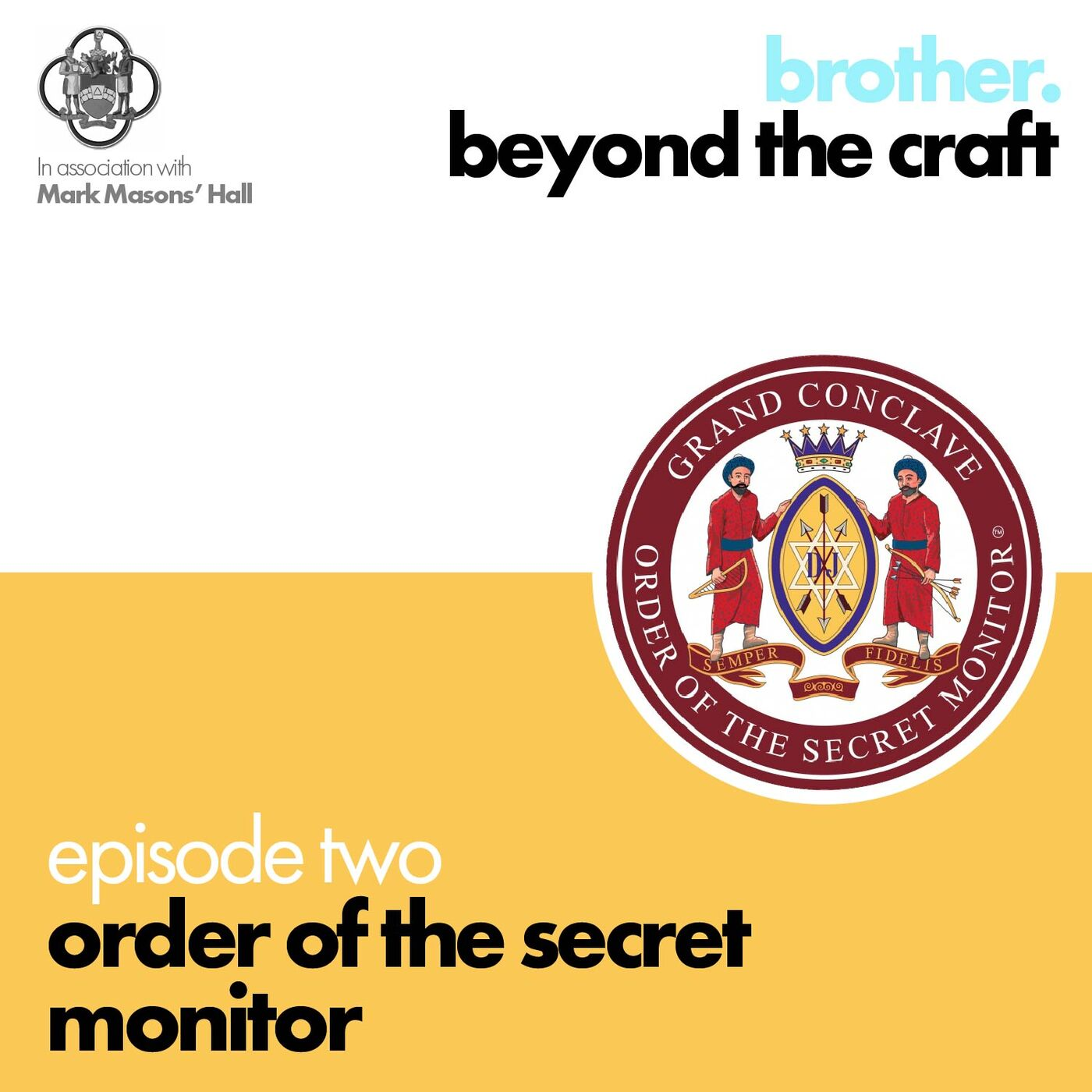 Brother: Beyond the Craft - Order of the Secret Monitor