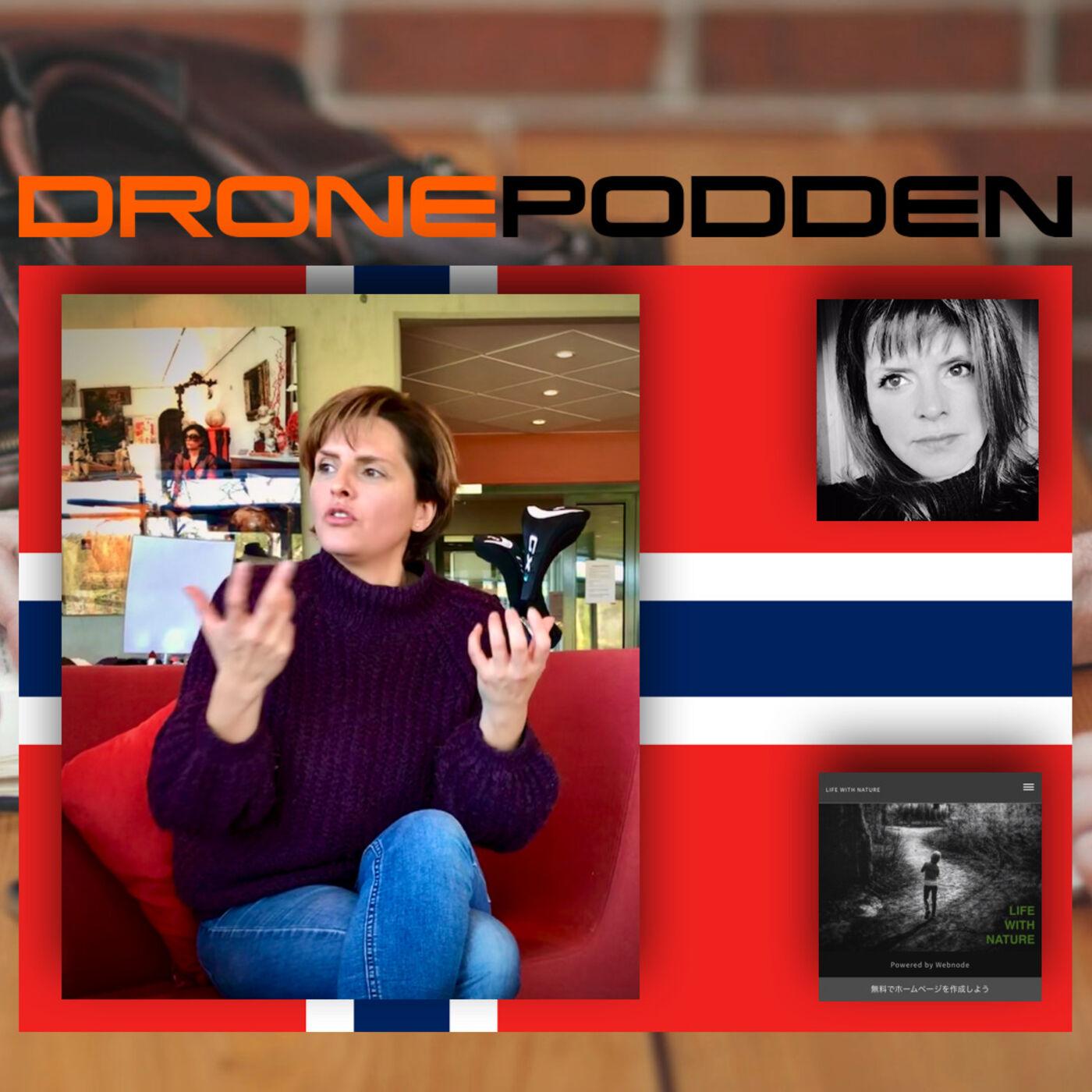 """Episode nr. 5 - Lisa Karina Bakke forteller om sitt """"LIFE with NATURE"""" prosjekt."""