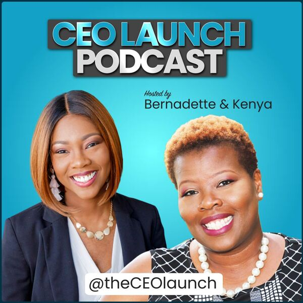 The CEO Launch Podcast Podcast Artwork Image