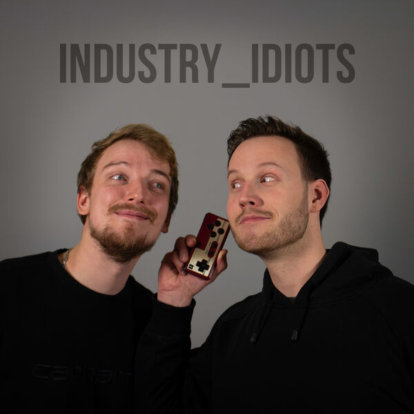 The Industry Idiots Game Design Podcast Podcast Artwork Image