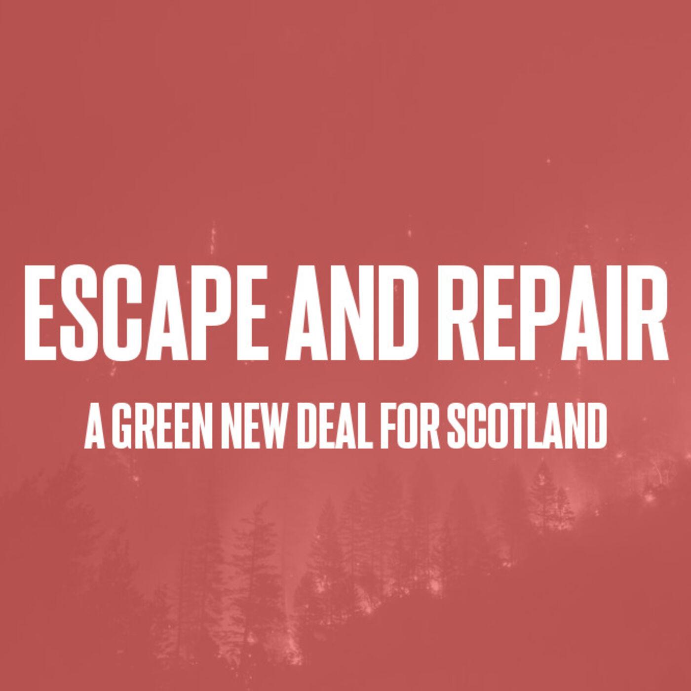 Episode #21 - Escape and Repair