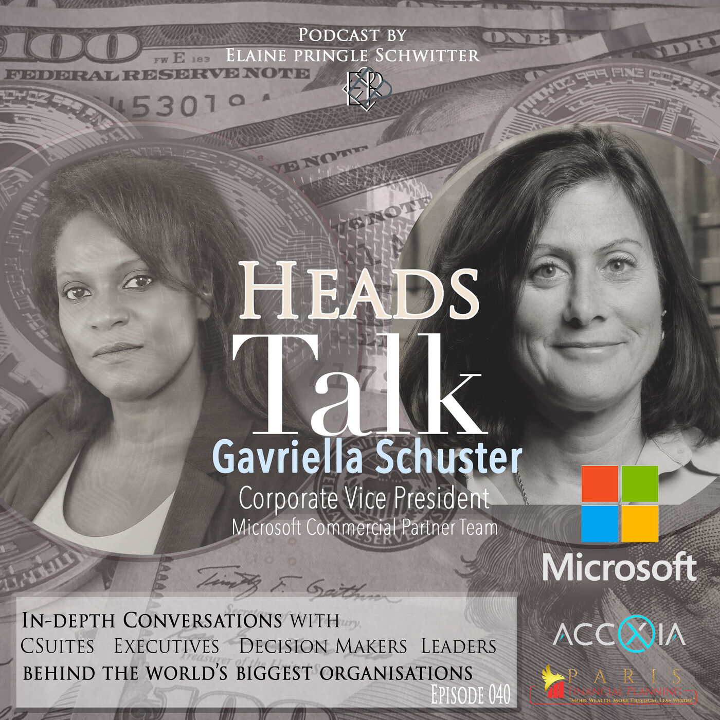 040 – Gavriella Schuster: Cloud Ecosystem & Channel Partners
