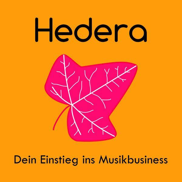 Hedera - Dein Einstieg ins Musikbusiness Podcast Artwork Image